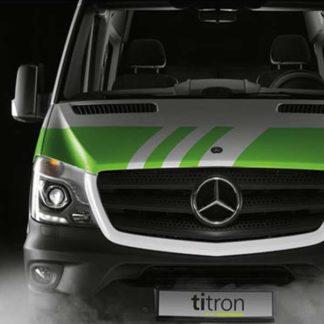 Electrical Test Equipment in Saudi Arabia Baur Titron Cable Test Van