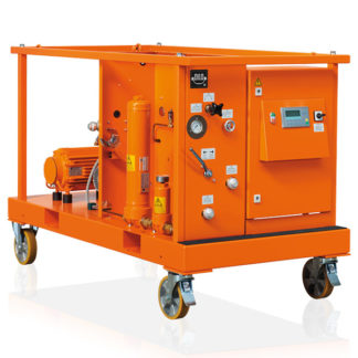 Dilo Compact Series B058R03 SF6 Gas Service Carts for High Voltage Switchgear Saudi Arabia