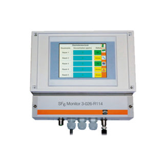 Dilo Network Monitor SF6 Gas Leak Monitoring Control Devices in Saudi Arabia