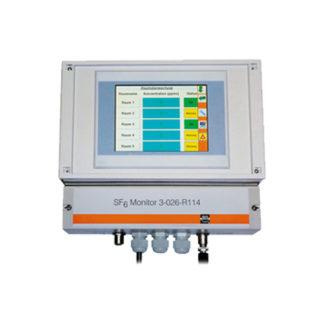 Dilo Network Monitor SF6 Gas Leak Monitoring Control Devices in Saudi Arabia
