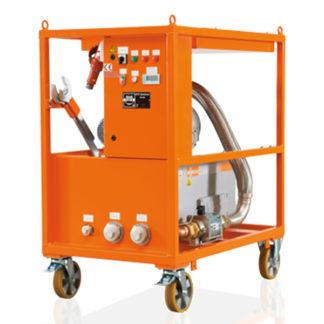 Dilo SF6 Gas Mobile Vacuum Pump Units in Saudi Arabia Z300R11