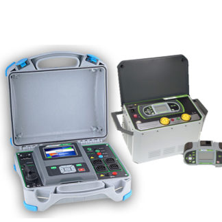 Earth Resistance Testers and Analyzers
