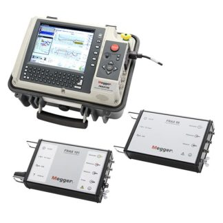 Megger FRAX Series sweep frequency respose analyzers Saudi Arabia