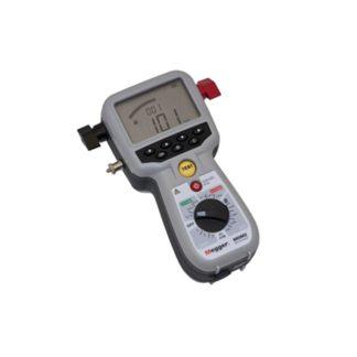 Handheld microhmmeter
