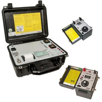 Micro-Ohmmeters and Continuity Testers