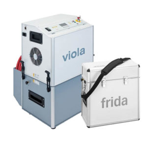 Portable VLF Testing