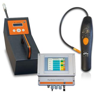 SF6 Gas Leak Detectors