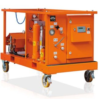 Dilo Compact Series B057R03 SF6 Gas Service Carts for Liquid Storage