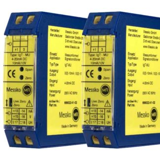 Transformer Signal Conditioners