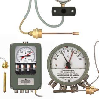 Transformer Thermometers for Temperature Measurement