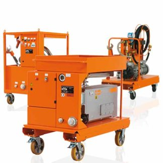 SF6 Gas Mobile Vacuum Pumps