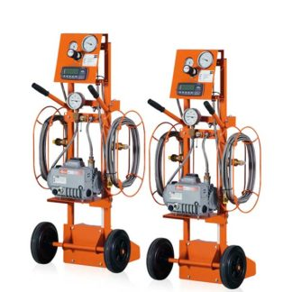 SF6 Gas Evacuating and Refilling Carts