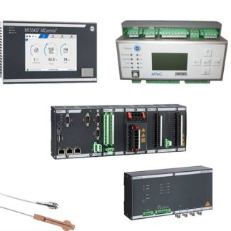 Transformer Cooling Control Systems