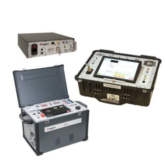 Power Transformer Testing Instruments