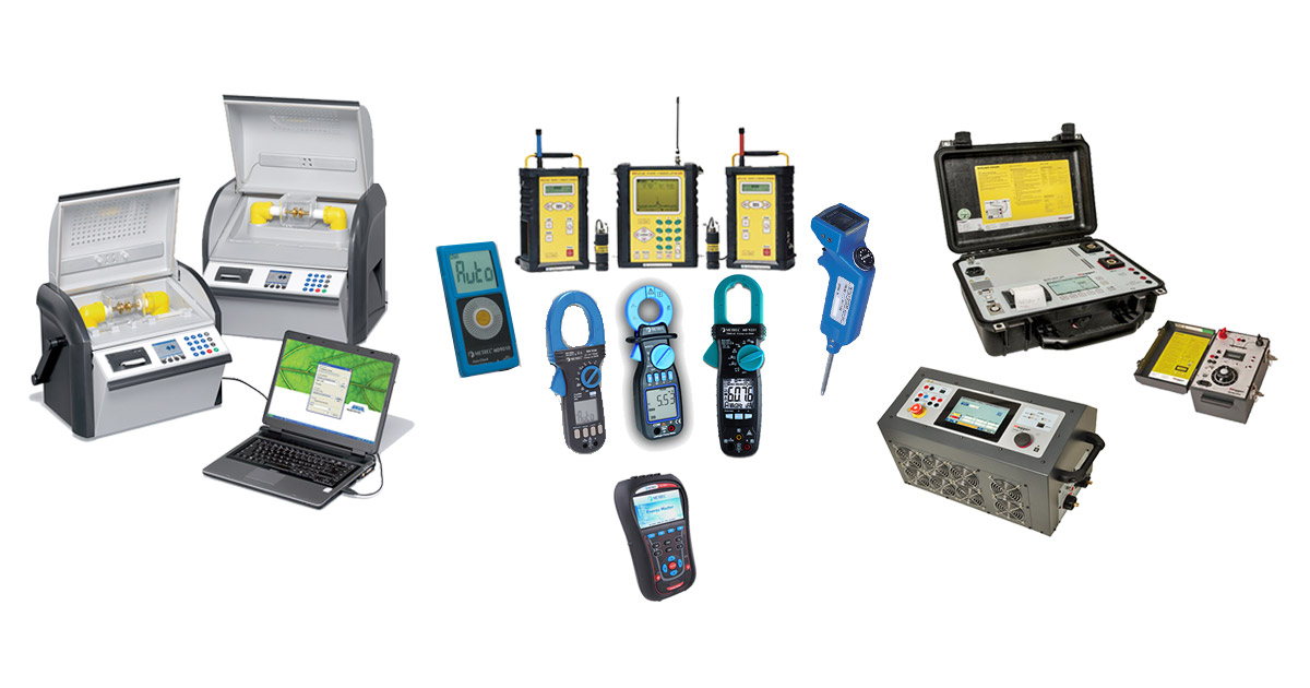 Electrical Measuring and Electrical Testing Instruments