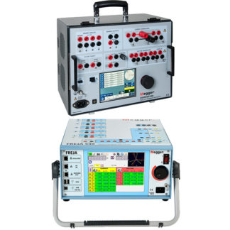 Multiple Phase Relay Test Systems