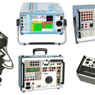 Relay and Protection Testing Systems
