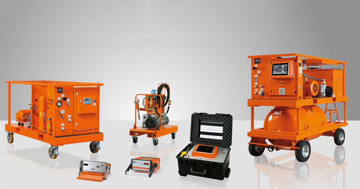 SF6 Gas Handling Equipment