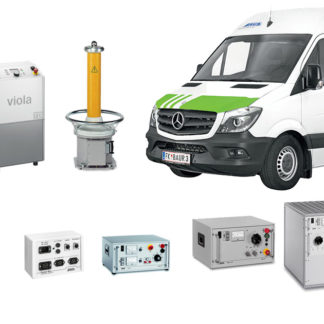 Cable Testing, Diagnostics, and Fault Location Devices