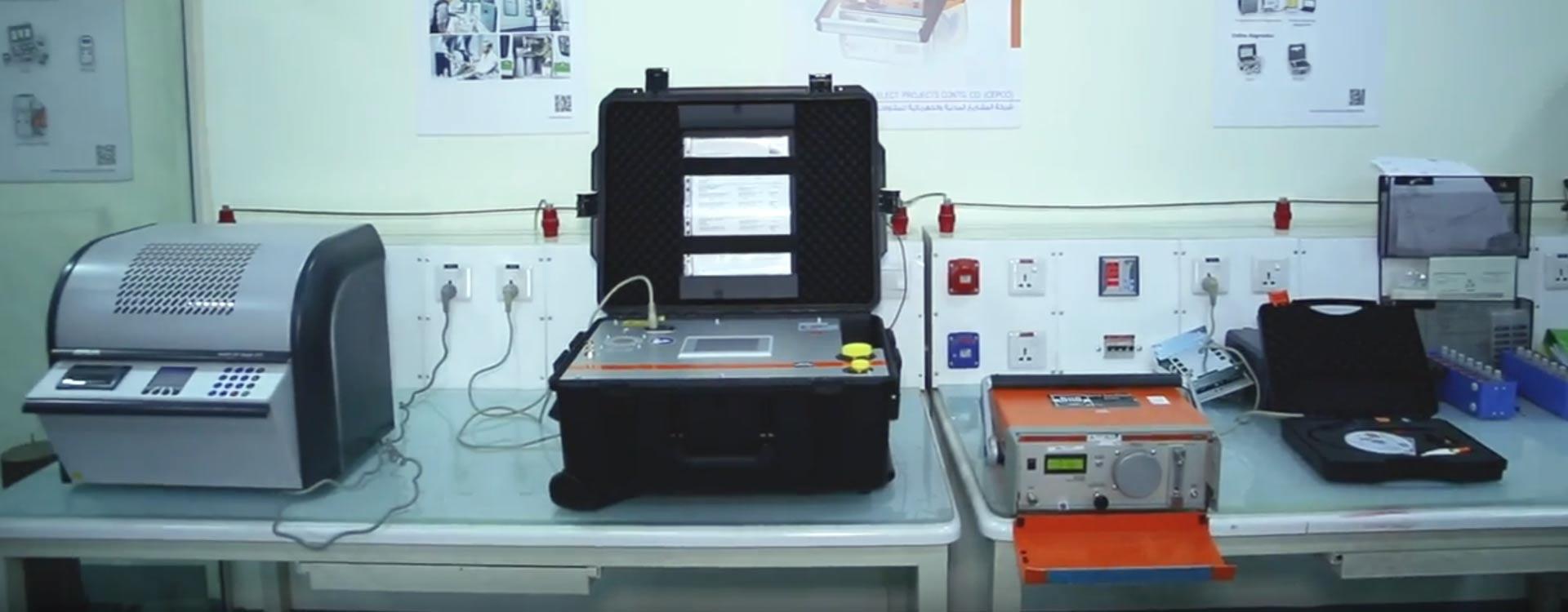 Electrical Test Equipment Maintenance Services Saudi Arabia