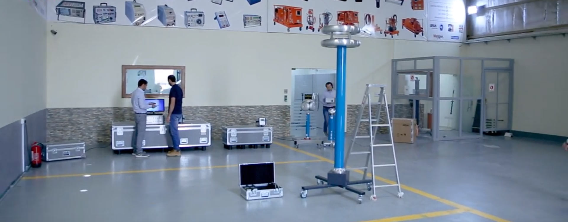High Voltage Electrical Test-Equipment After Sales Services